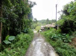 * Motorcycle ride through Siquijor's hilly interior