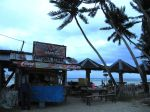 Little shop by the Siquijor port at 5 a.m.--a touch of home, as one of my closest friends is named Antonia